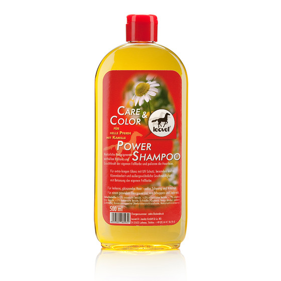 LEOVET Shampoo Power Kamille 500ml